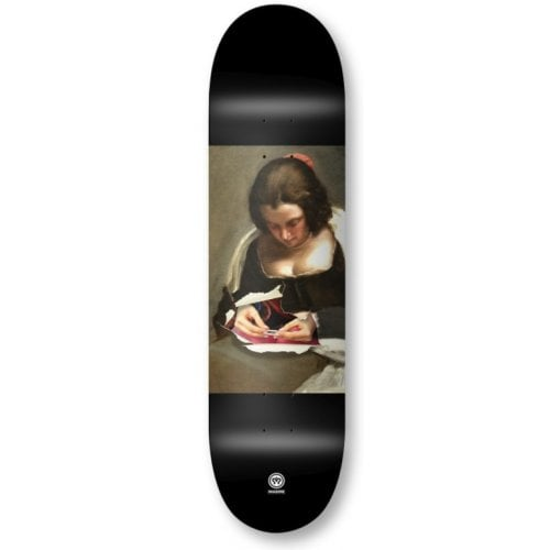 Tábua Imagine Skateboards: New Age_ Costurera 8.2
