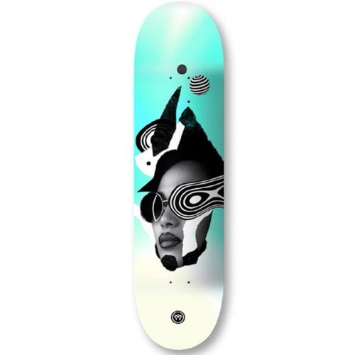Tábua Imagine Skateboards: Maiden 8.7