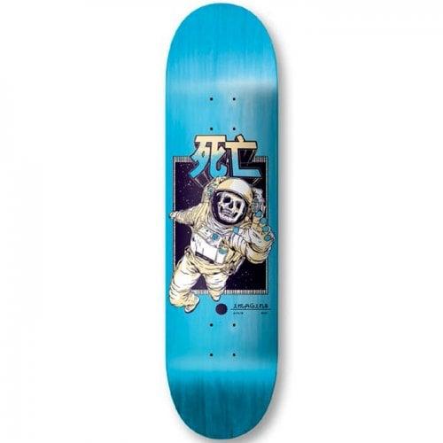 Tábua Imagine Skateboards: Dead Man 8.5