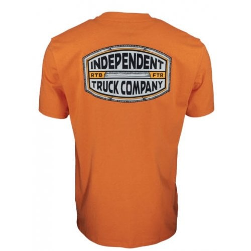 T-Shirt Independent: ITC Crub Rust OR