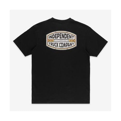 T-Shirt Independent: ITC Curb BK