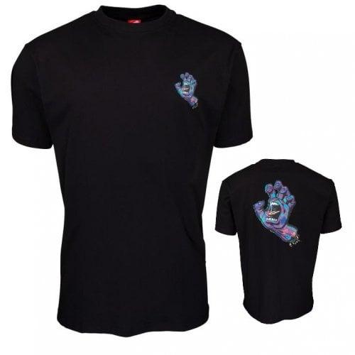 T-Shirt Santa Cruz: Growth Hand BK