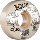 Rodas Bones: Collins Black Sheep V3 STF 99A (52mm)