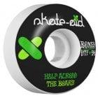Rodas Bones: Skate-Aid 2 STF V1 (54 mm)