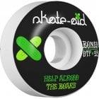Rodas Bones: Skate-Aid 2 STF V1 (53 mm)