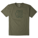 T-Shirt Etnies: Icon Outline SS Tee GN