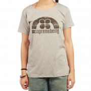 T-Shirt Mulher Supremebeing: Certified GR, XS
