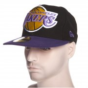 Boné New Era: Mighty 2 Tone Los Angeles Lakers BK/PP
