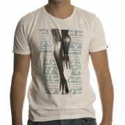 T-Shirt Quiksilver: Garment Dyed Tee Surf And Resi BG