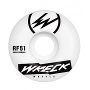 Wreck  Rodas Wreck: Square Cut White (51 mm)