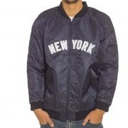 Casaco Majesticl: Soft Touch Varsity Yankees NV