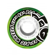 Rodas Pig: Street Cruisers New Green (55 mm)