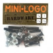 Mini-Logo Skateboards Parafusos Mini-Logo: Hardware Phillips 1""