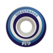 Rodas Flip: Cutbacks (54 mm)