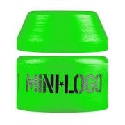 Mini Logo Skateboards Borrachas Mini-Logo: Soft Green
