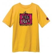 T-Shirt New Deal: Original Napkin Logo SS Gold