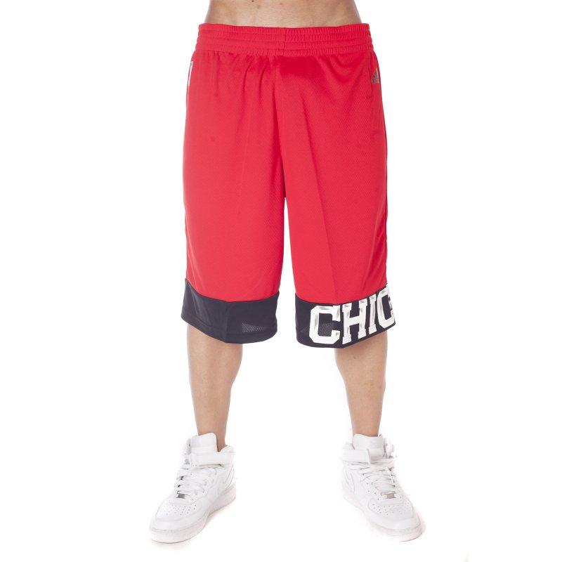 Calção adidas  Chicago Bulls Prncpnt RD  b11cd26e7fb70