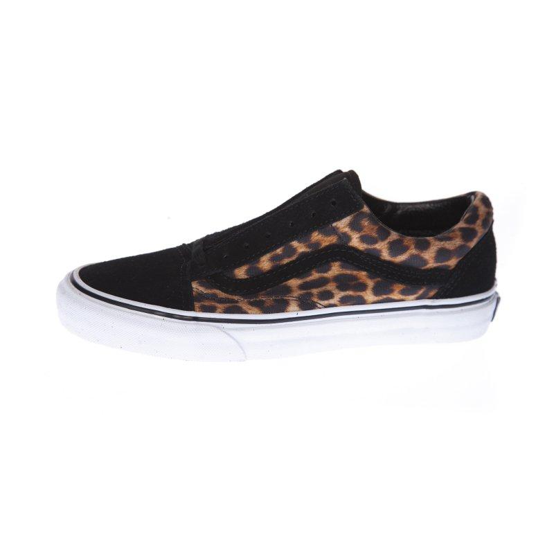 4a83a802151 Ténis Vans  Old Skool (Suede Leopard) BR BK