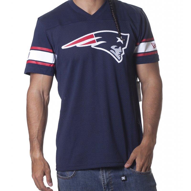 T-Shirt New Era  NFL New England Patriots NV  4853829d25e